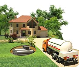 Какие правила газовой заправки газгольдера